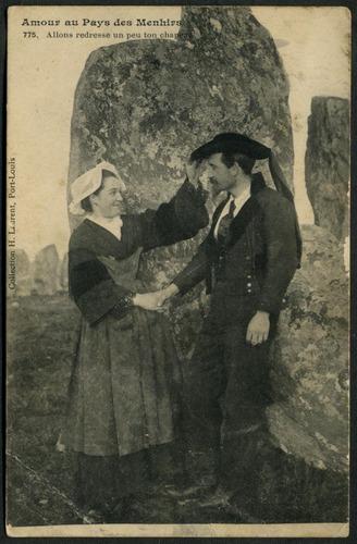 Amour au Pays des Menhirs, Carnac