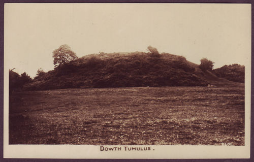 Dowth Tumulus, Meath, c.1920s