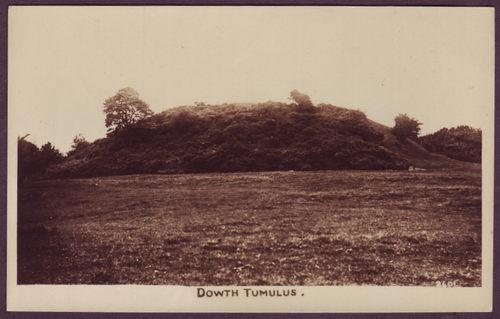 Dowth Tumulus, Meath, c.1920s