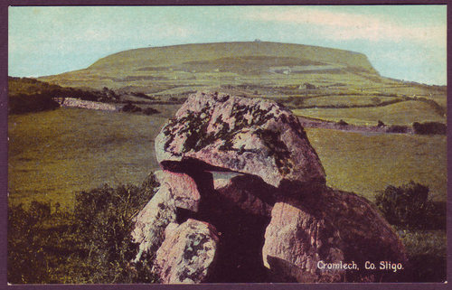 Carrowmore Dolmen, Sligo, c.1920
